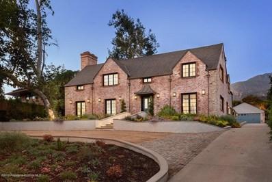 1545 E Altadena Drive, Altadena, CA 91001 - MLS#: 818003304