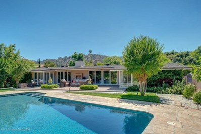 1090 Linda Vista Avenue, Pasadena, CA 91103 - MLS#: 818003319