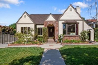 1437 Norton Avenue, Glendale, CA 91202 - MLS#: 818003327