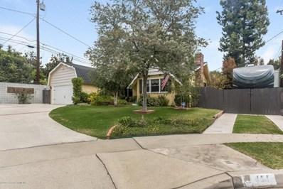 404 Holly Avenue, Monrovia, CA 91016 - MLS#: 818003377