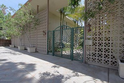 720 S Orange Grove Boulevard UNIT 5A, Pasadena, CA 91105 - MLS#: 818003381