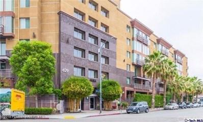 629 Traction Avenue UNIT 206, Los Angeles, CA 90013 - MLS#: 818003389