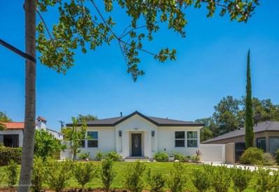1100 N Vinedo Avenue, Pasadena, CA 91107 - MLS#: 818003401