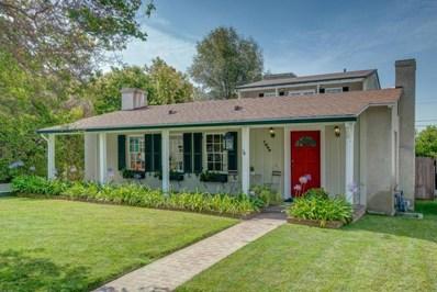 1022 Coolidge Drive, San Gabriel, CA 91775 - MLS#: 818003408