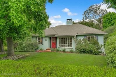 1445 Arroyo View Drive, Pasadena, CA 91103 - MLS#: 818003419