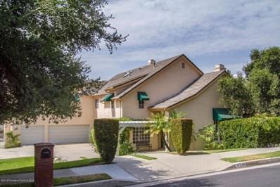 448 W Grandview Avenue, Sierra Madre, CA 91024 - MLS#: 818003478