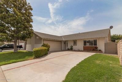3738 Stanton Court, Simi Valley, CA 93063 - MLS#: 818003485