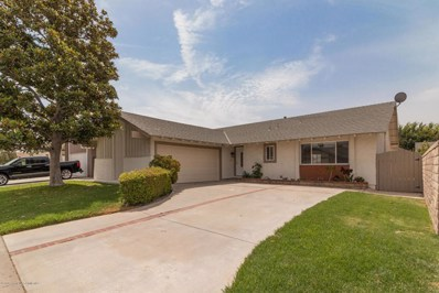 3738 Stanton Court, Simi Valley, CA 93063 - MLS#: 818003485