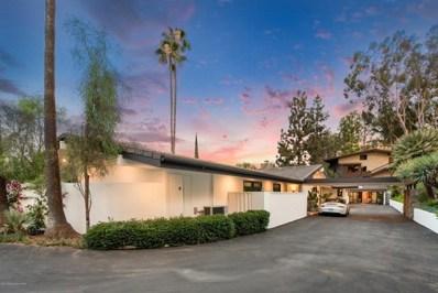 260 Patrician Way, Pasadena, CA 91105 - MLS#: 818003492
