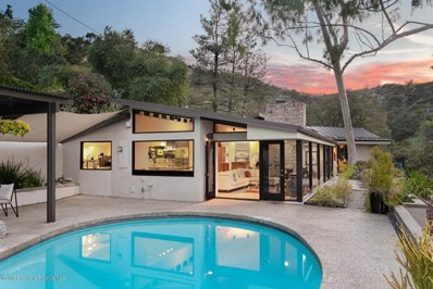 1255 Rancheros Road, Pasadena, CA 91103 - MLS#: 818003495