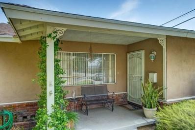 173 E Puente Street, Covina, CA 91723 - MLS#: 818003505