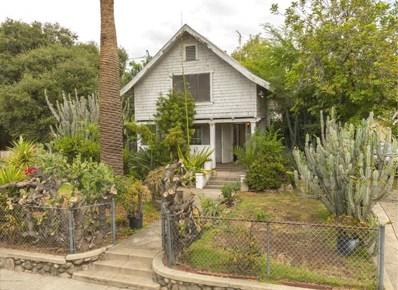 599 E Ashtabula Street, Pasadena, CA 91104 - MLS#: 818003543