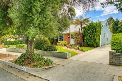 1193 Armada Drive, Pasadena, CA 91103 - MLS#: 818003579