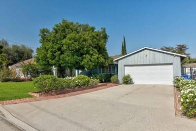 7162 N Muscatel Avenue, San Gabriel, CA 91775 - MLS#: 818003605