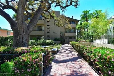 960 San Pasqual Street UNIT 101, Pasadena, CA 91106 - MLS#: 818003611