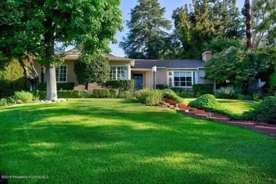 1899 Homewood Drive, Altadena, CA 91001 - MLS#: 818003657