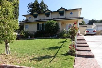 3133 Brookhill Street, La Crescenta, CA 91214 - MLS#: 818003699