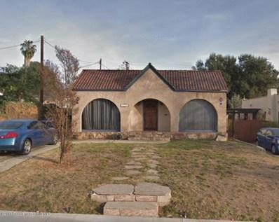 2698 Mcnally Avenue, Altadena, CA 91001 - MLS#: 818003736