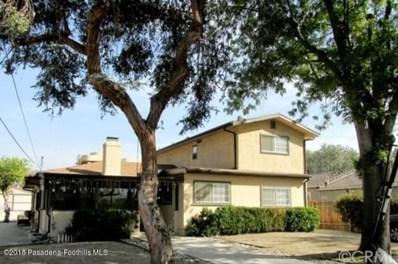 9818 Wheatland Avenue, Sunland, CA 91040 - MLS#: 818003739