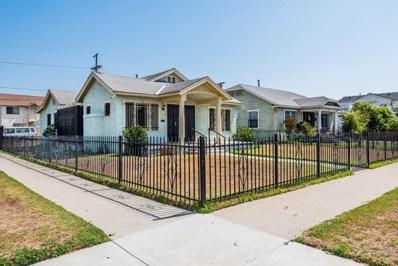 1867 W 42nd Street, Los Angeles, CA 90062 - MLS#: 818003753