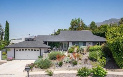 3433 Monterosa Drive, Altadena, CA 91001 - MLS#: 818003773