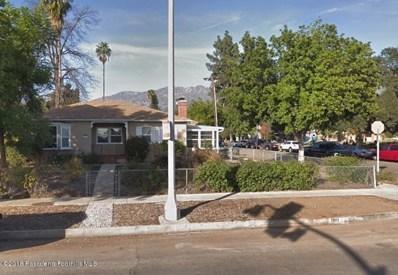1471 E Villa Street, Pasadena, CA 91106 - MLS#: 818003869