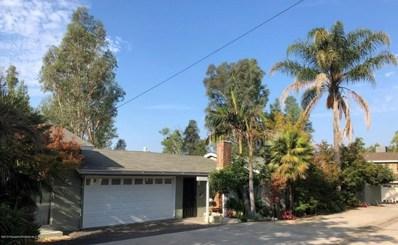 1643 Orange Tree Lane, La Canada Flintridge, CA 91011 - MLS#: 818003881
