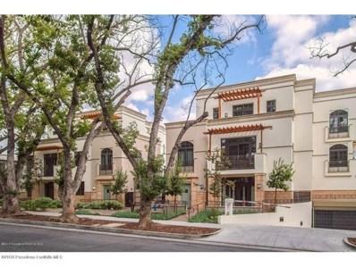 288 S Oakland Avenue UNIT 107, Pasadena, CA 91101 - MLS#: 818003887