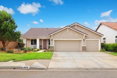 6056 W Avenue K4, Lancaster, CA 93536 - MLS#: 818003893