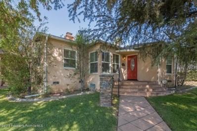 1771 N Altadena Drive, Altadena, CA 91001 - MLS#: 818003902