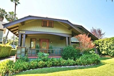 109 N Orange Grove Boulevard, Pasadena, CA 91103 - MLS#: 818003915