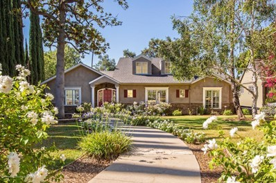 1678 Braeburn Road, Altadena, CA 91001 - MLS#: 818003918