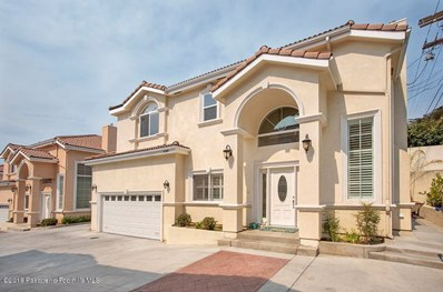 6168 Mesa Avenue, Highland Park, CA 90042 - MLS#: 818003955