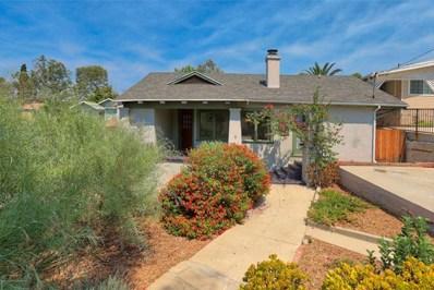 6163 Buena Vista Terrace, Los Angeles, CA 90042 - MLS#: 818004003