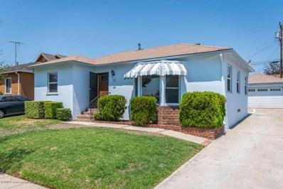2456 W Via Acosta, Montebello, CA 90640 - MLS#: 818004015