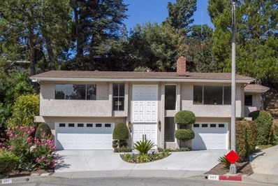 207 Los Laureles Street, South Pasadena, CA 91030 - MLS#: 818004088