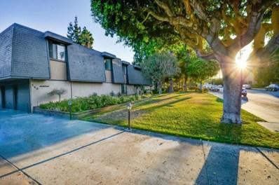 540 Fairview Avenue UNIT 25, Arcadia, CA 91007 - MLS#: 818004093