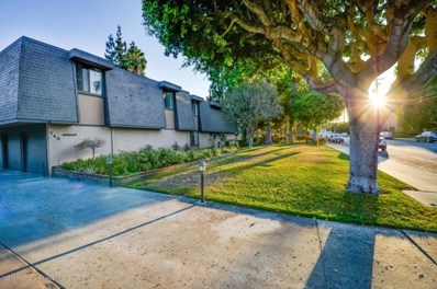 540 Fairview Avenue UNIT 25, Arcadia, CA 91007 - MLS#: 818004093