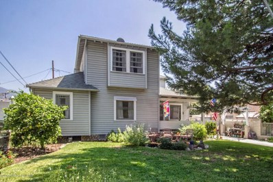 1704 N Oxford Avenue, Pasadena, CA 91104 - MLS#: 818004113