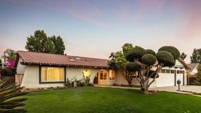 1163 Oak Knoll Terrace, La Verne, CA 91750 - MLS#: 818004120