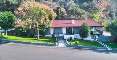 2240 Kinneloa Canyon Road, Pasadena, CA 91107 - MLS#: 818004155
