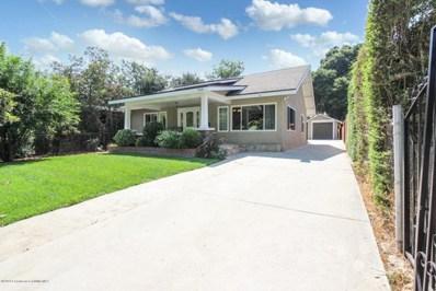 755 N Wilson Avenue, Pasadena, CA 91104 - MLS#: 818004179