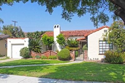 1115 N Jackson Street, Glendale, CA 91207 - MLS#: 818004183