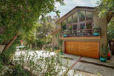 684 Orange Drive, Sierra Madre, CA 91024 - MLS#: 818004237