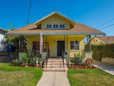 6210 Burwood Avenue, Highland Park, CA 90042 - MLS#: 818004239