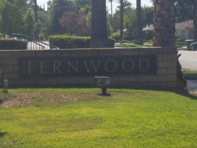 250 E Fern Avenue UNIT 203, Redlands, CA 92373 - MLS#: 818004257