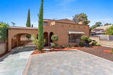 1635 S Fairfax Avenue, Los Angeles, CA 90019 - MLS#: 818004258