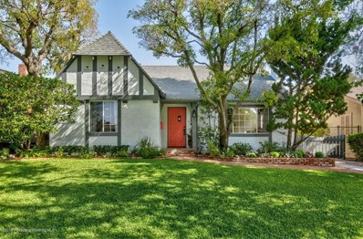 2223 E Dudley Street, Pasadena, CA 91104 - MLS#: 818004267