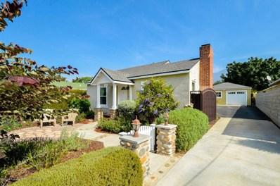 781 Ventura Street, Altadena, CA 91001 - MLS#: 818004289