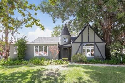 1125 La Zanja Drive, Glendale, CA 91207 - MLS#: 818004340